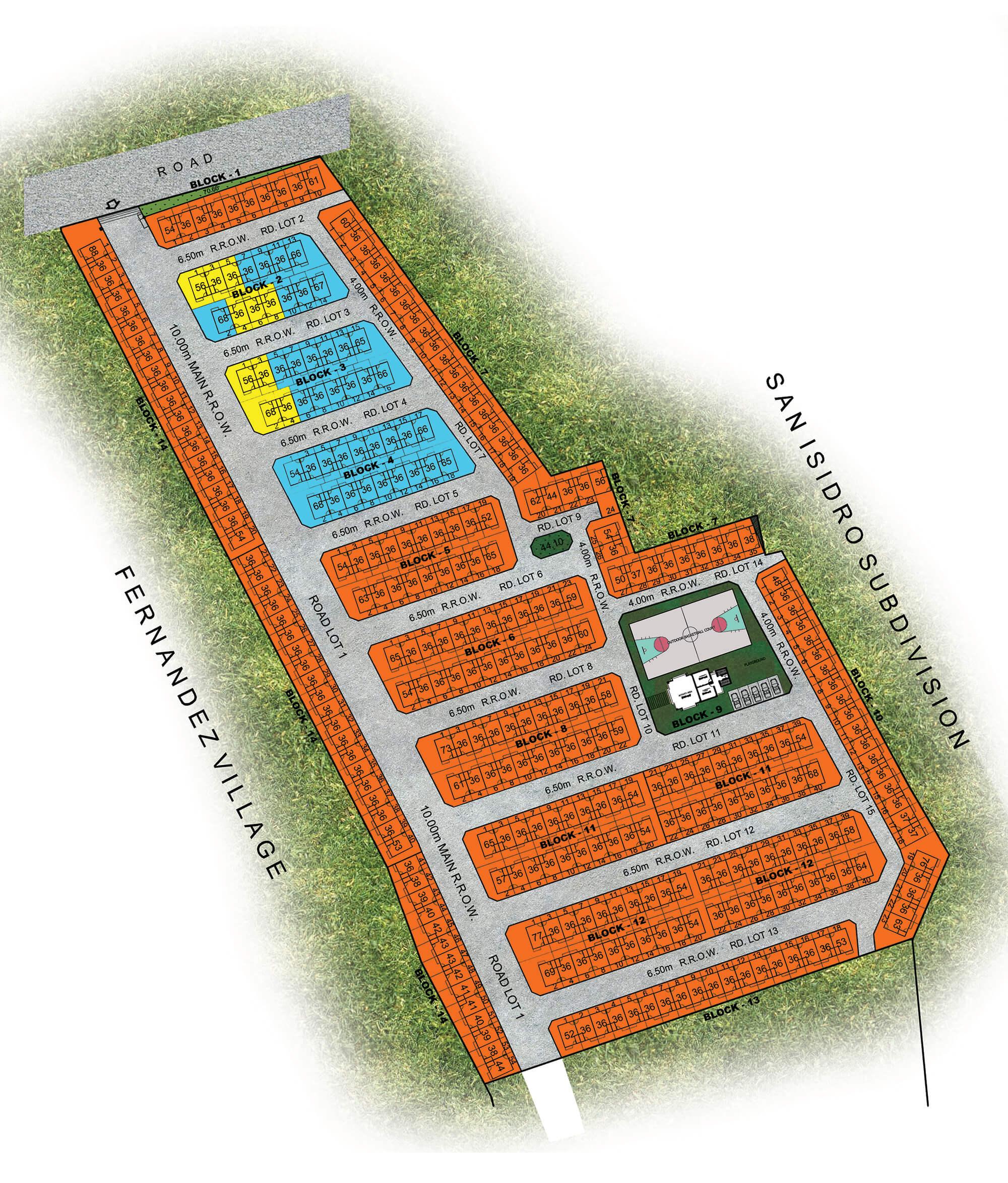Villagrande Site – Dev Plan